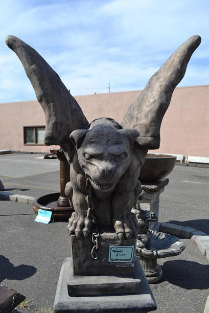 Large Winged Gargoyle