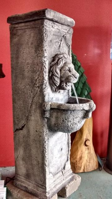 Venetian Lion Fountain
