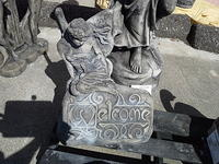 Fairy Welcome Stone