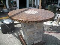 Fire Table w/Burner
